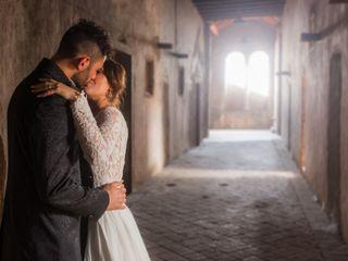 Le nozze di Antonella e Manuel