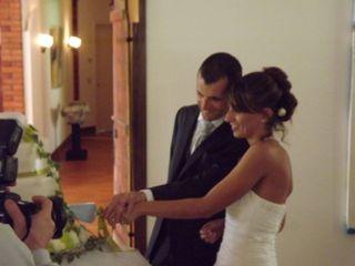 Le nozze di Simone e Erica