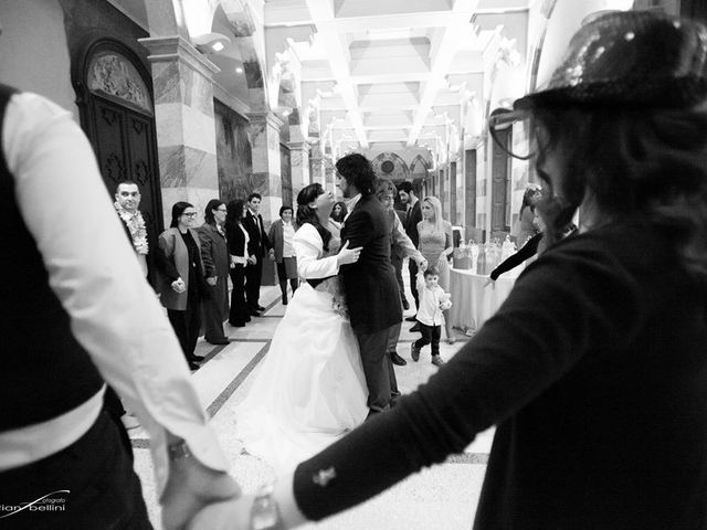 Il matrimonio di Antonio e Eleonora a Casalmaggiore, Cremona 1