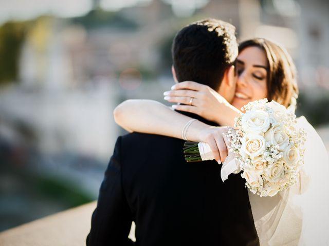le nozze di Natascia e Michele