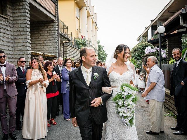 Il matrimonio di Alessandro e Veronica a Viterbo, Viterbo 20