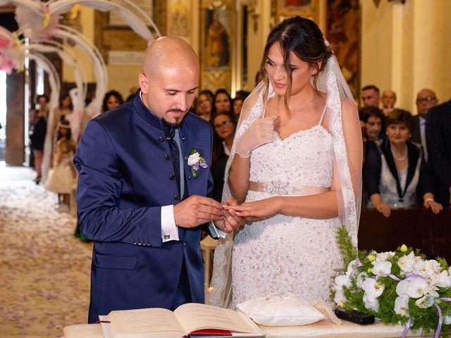 Il matrimonio di Alessandro e Veronica a Viterbo, Viterbo 23