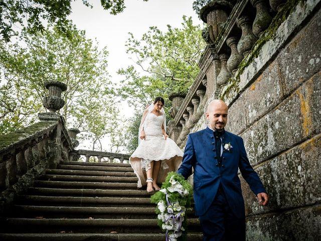 Il matrimonio di Alessandro e Veronica a Viterbo, Viterbo 36