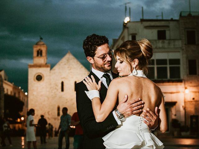 Il matrimonio di Francesco e Rossella a Conversano, Bari 1