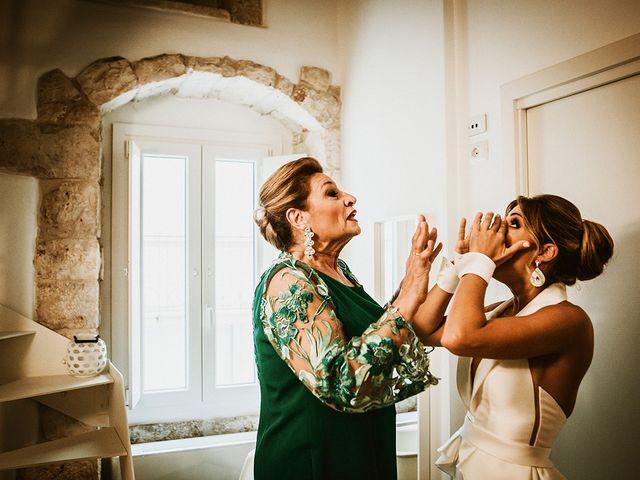 Il matrimonio di Francesco e Rossella a Conversano, Bari 22