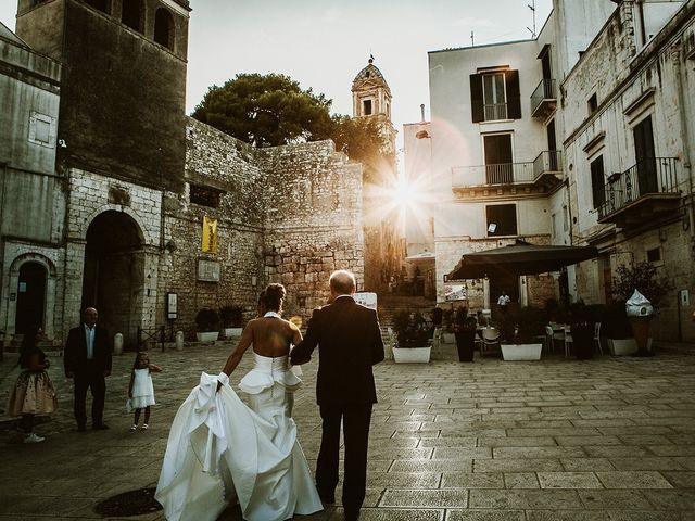 Il matrimonio di Francesco e Rossella a Conversano, Bari 28