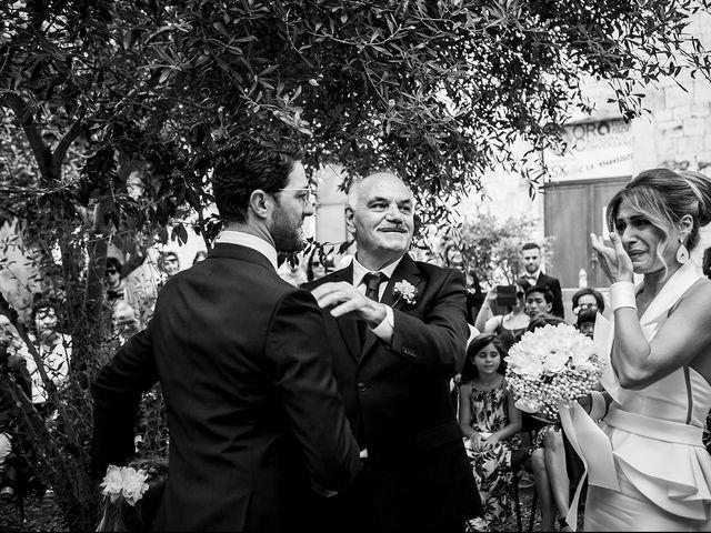 Il matrimonio di Francesco e Rossella a Conversano, Bari 31