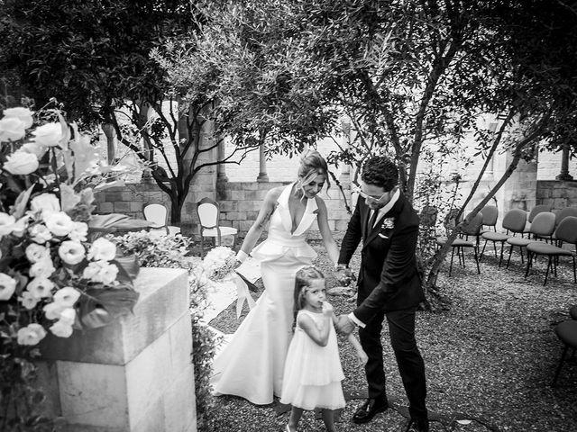 Il matrimonio di Francesco e Rossella a Conversano, Bari 37