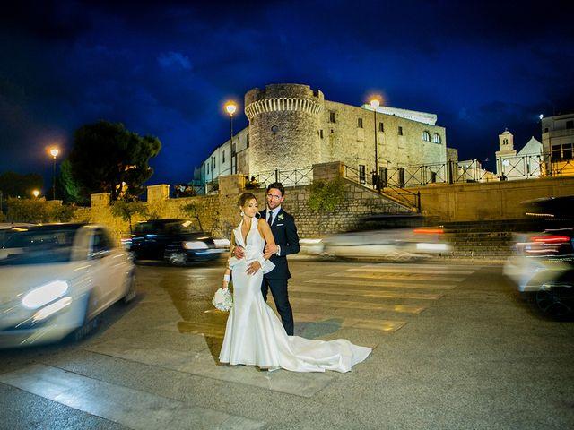 Il matrimonio di Francesco e Rossella a Conversano, Bari 47
