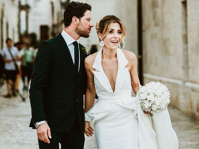 Il matrimonio di Francesco e Rossella a Conversano, Bari 64