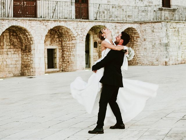 Il matrimonio di Francesco e Rossella a Conversano, Bari 66