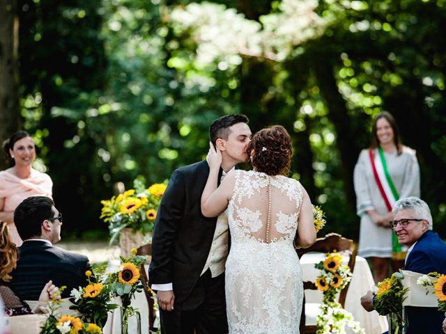 Il matrimonio di Samuele e Giulia a Padova, Padova 11
