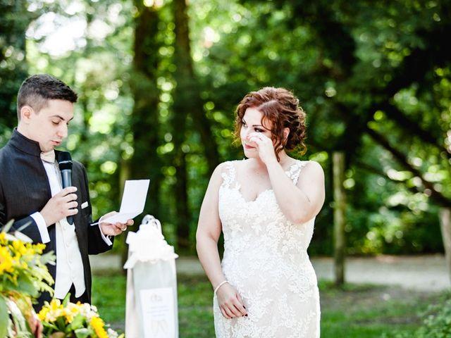 Il matrimonio di Samuele e Giulia a Padova, Padova 15