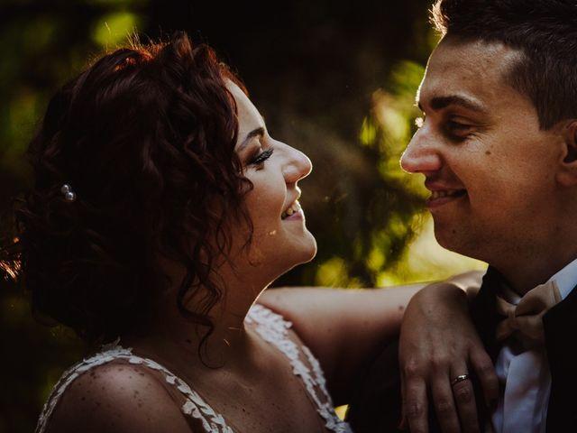 le nozze di Giulia e Samuele