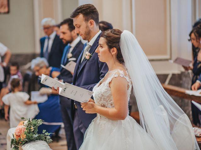 Il matrimonio di Alessandro e Marta a Vertemate con Minoprio, Como 16