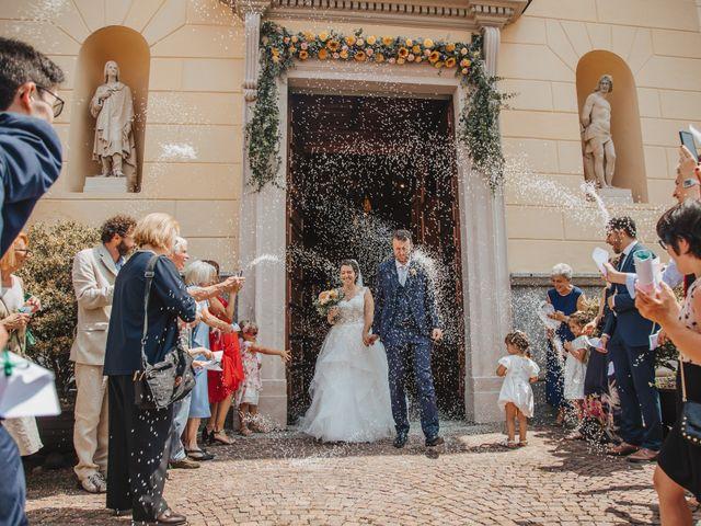 Il matrimonio di Alessandro e Marta a Vertemate con Minoprio, Como 22