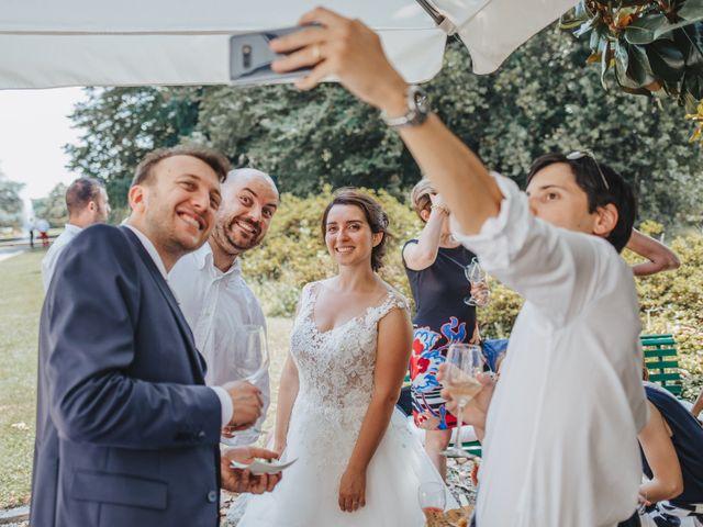 Il matrimonio di Alessandro e Marta a Vertemate con Minoprio, Como 30