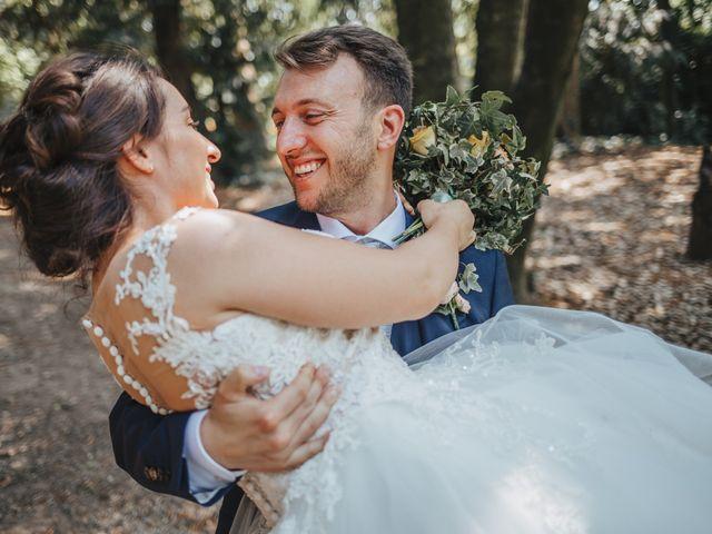 Il matrimonio di Alessandro e Marta a Vertemate con Minoprio, Como 33