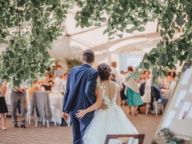 Il matrimonio di Alessandro e Marta a Vertemate con Minoprio, Como 36