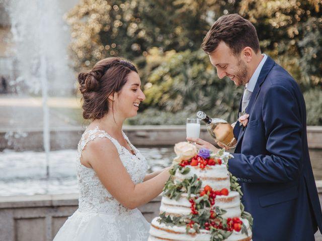 Il matrimonio di Alessandro e Marta a Vertemate con Minoprio, Como 47