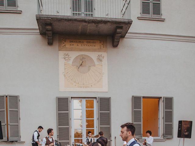 Il matrimonio di Alessandro e Marta a Vertemate con Minoprio, Como 51