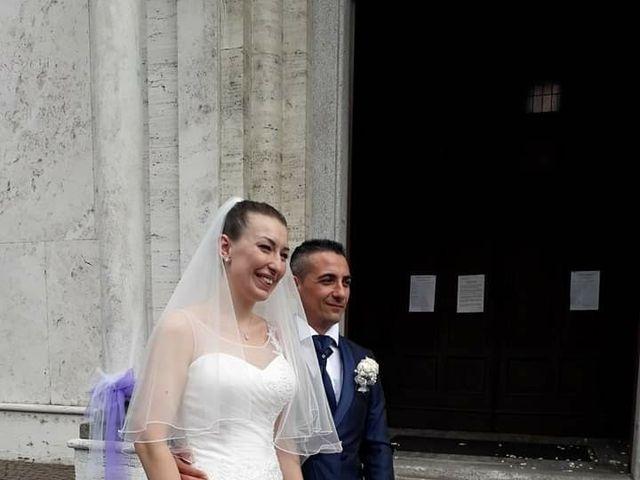 Il matrimonio di Vincenzo e Marta a Legnano, Milano 1