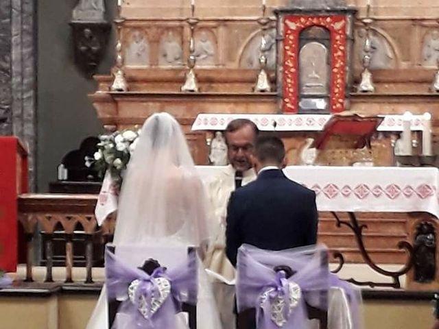 Il matrimonio di Vincenzo e Marta a Legnano, Milano 9