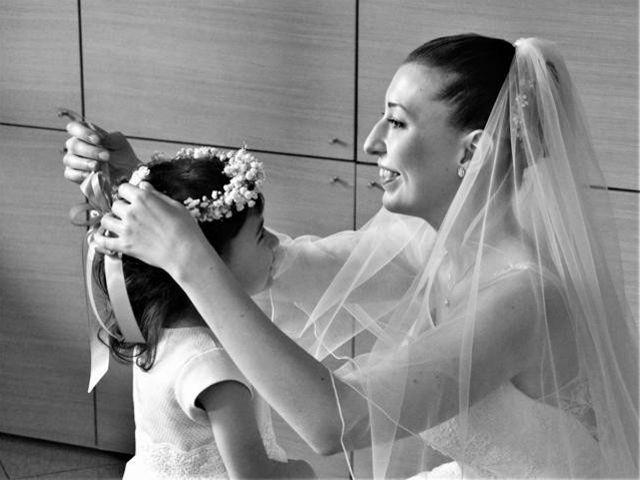 Il matrimonio di Vincenzo e Marta a Legnano, Milano 11