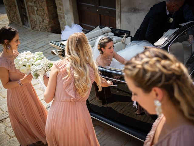 Il matrimonio di Giacomo e Alessia a Arezzo, Arezzo 23