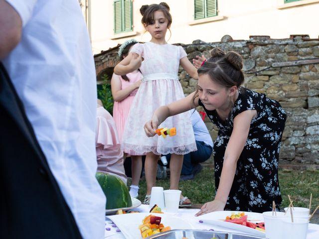 Il matrimonio di Giacomo e Alessia a Arezzo, Arezzo 35