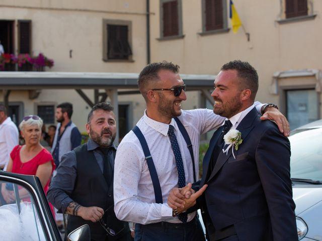 Il matrimonio di Giacomo e Alessia a Arezzo, Arezzo 37