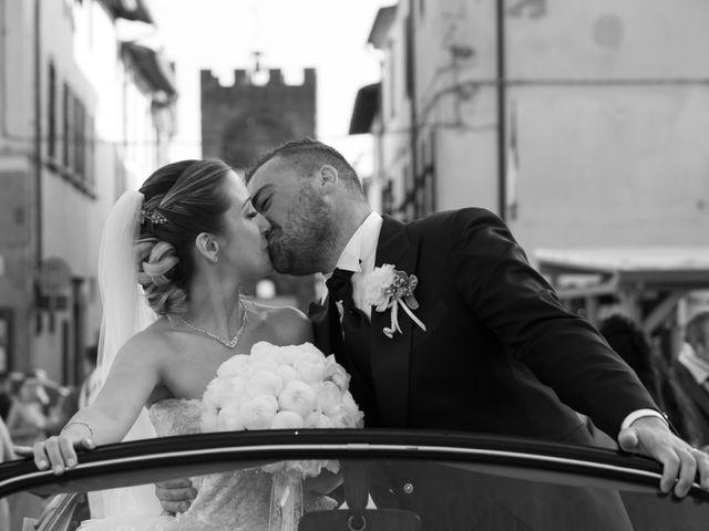 Il matrimonio di Giacomo e Alessia a Arezzo, Arezzo 38
