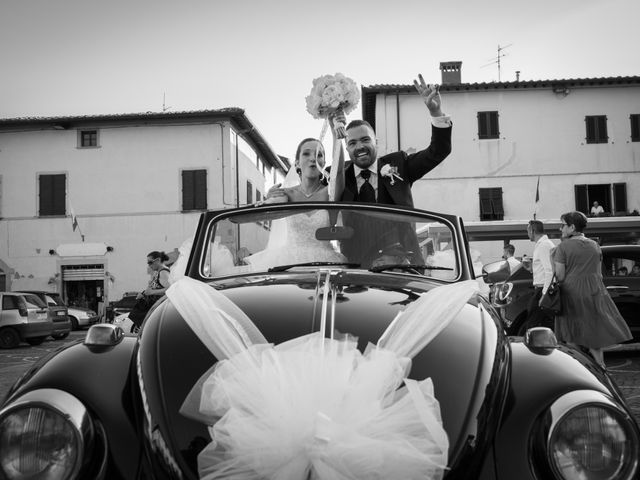 Il matrimonio di Giacomo e Alessia a Arezzo, Arezzo 39