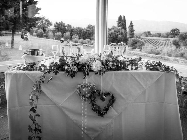 Il matrimonio di Giacomo e Alessia a Arezzo, Arezzo 48