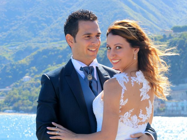 Le nozze di Giancarla e Alessandro