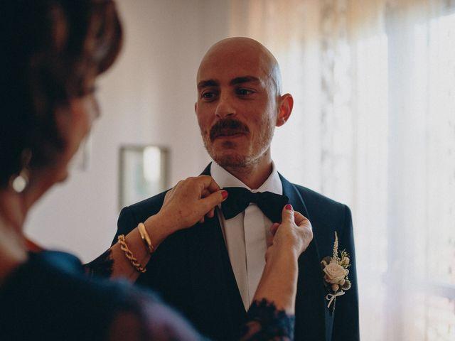 Il matrimonio di Davide e Giovanna a Massignano, Ascoli Piceno 7