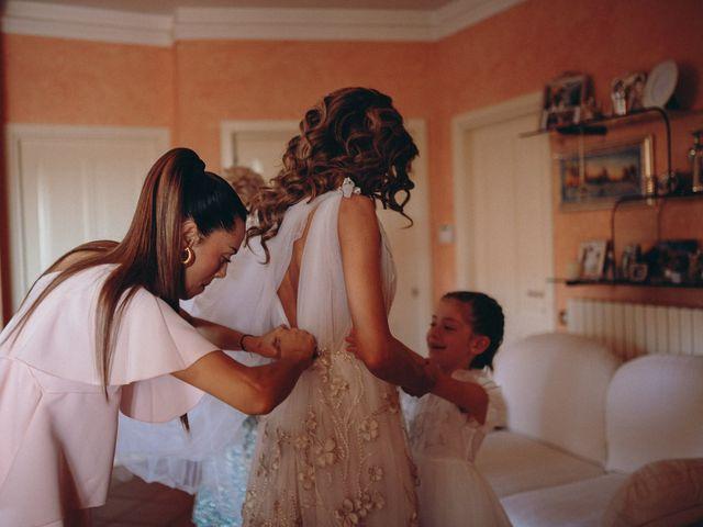 Il matrimonio di Davide e Giovanna a Massignano, Ascoli Piceno 16