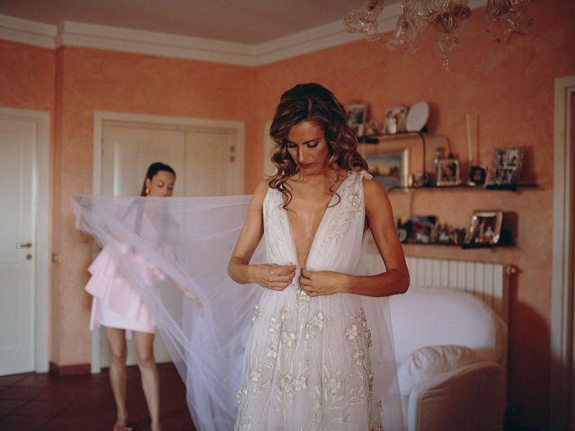 Il matrimonio di Davide e Giovanna a Massignano, Ascoli Piceno 18