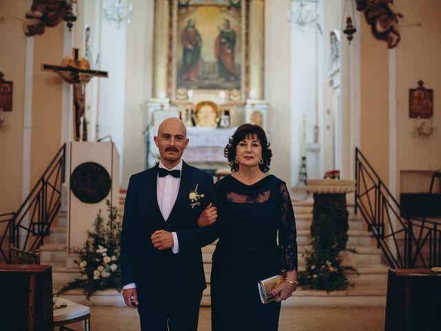 Il matrimonio di Davide e Giovanna a Massignano, Ascoli Piceno 23
