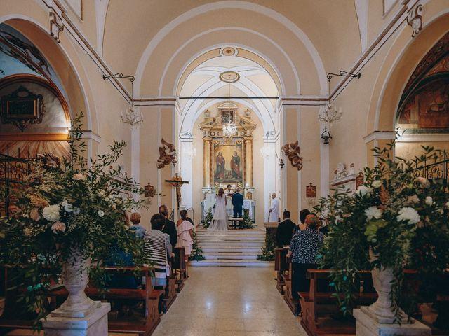 Il matrimonio di Davide e Giovanna a Massignano, Ascoli Piceno 28