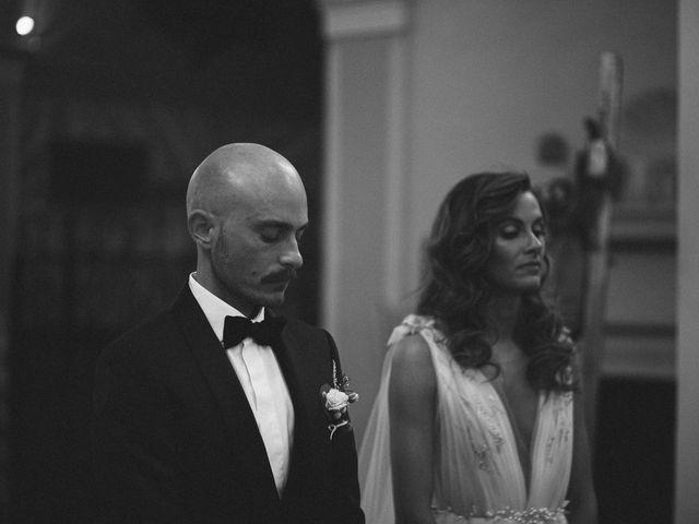 Il matrimonio di Davide e Giovanna a Massignano, Ascoli Piceno 29