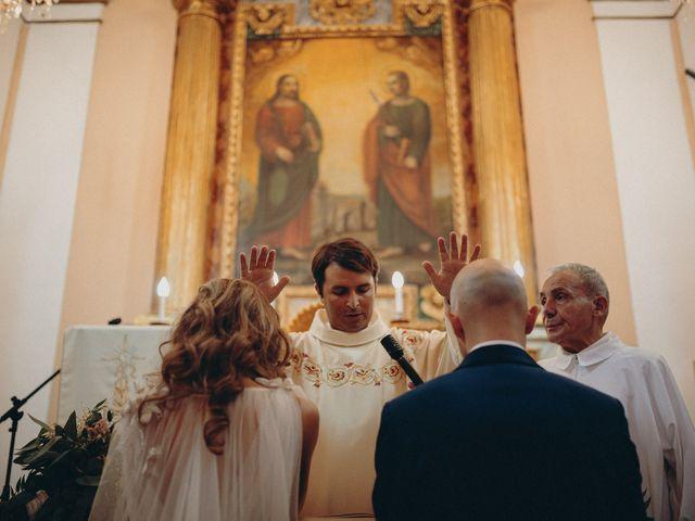Il matrimonio di Davide e Giovanna a Massignano, Ascoli Piceno 32