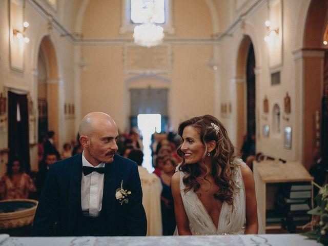 Il matrimonio di Davide e Giovanna a Massignano, Ascoli Piceno 34