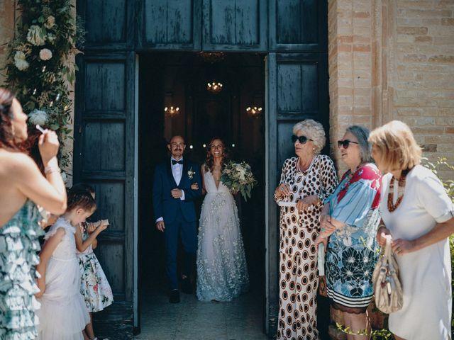 Il matrimonio di Davide e Giovanna a Massignano, Ascoli Piceno 36