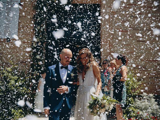 Il matrimonio di Davide e Giovanna a Massignano, Ascoli Piceno 38