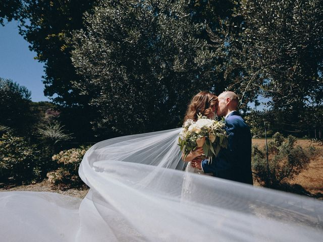 Il matrimonio di Davide e Giovanna a Massignano, Ascoli Piceno 44