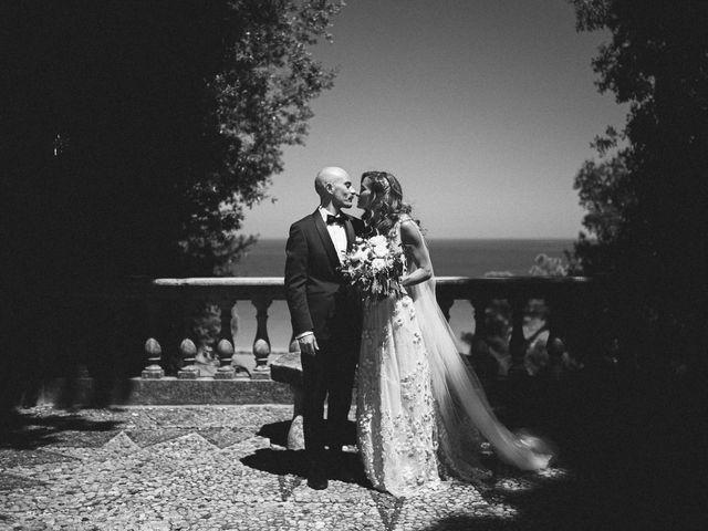 Il matrimonio di Davide e Giovanna a Massignano, Ascoli Piceno 48