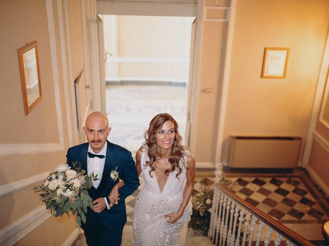 Il matrimonio di Davide e Giovanna a Massignano, Ascoli Piceno 49