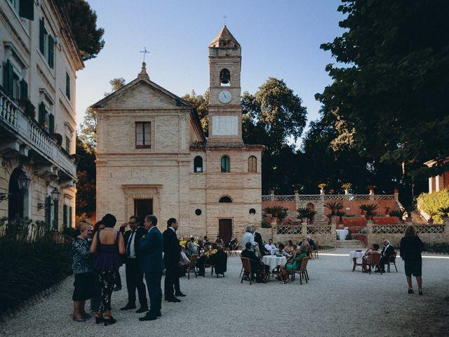 Il matrimonio di Davide e Giovanna a Massignano, Ascoli Piceno 53