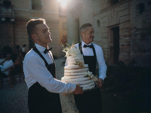 Il matrimonio di Davide e Giovanna a Massignano, Ascoli Piceno 54